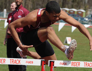 James Burroughs of Rider University