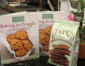 Tate's Cookies and Baking for Friends:  	A Visit With Southampton's Favorite Baker Plus a Really Delicious Recipe, photo 1