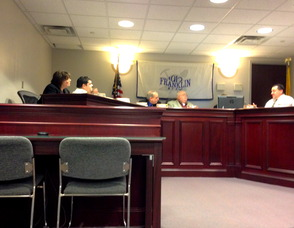 Franklin Borough Plans Hundred Year Celebration At Borough Council Meeting, photo 1