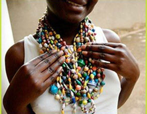Beautiful beads for a meaningful cause.