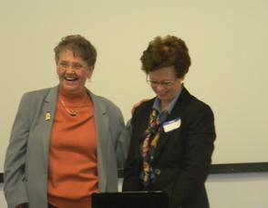 Representatives from Lassus Wherley Financial Advisors