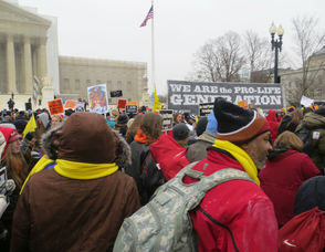 Sussex County Pro-Lifers Join Rally In Washington, D.C., photo 6