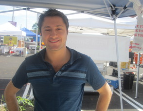 Adrian Cohen of Yona's Gourmet Delights