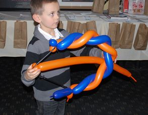 Unique Balloon Creation