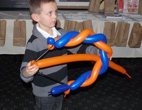 Unique Balloon Creation