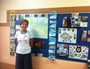 Lisa Schustak, Redwood Art Teacher