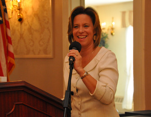 Tammie Horsfield, President of the Sussex County Chamber of Commerce, and Sussex County Economic Development Partnership, Inc.
