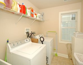 SECOND FLOOR LAUNDRY ROOM