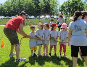 Early School K-Ready Field Day