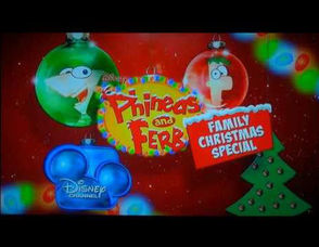 Phineas and Ferb Family Christmas