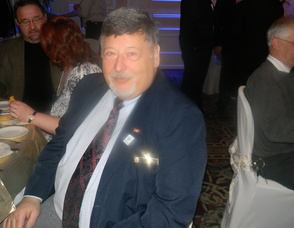 Colleague and friend of Meyer, Ken Weinberg, treasurer of the First Aid Council