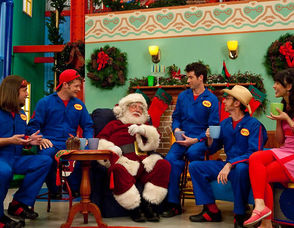 Imagination Movers: Happy Ha Ha Holidays
