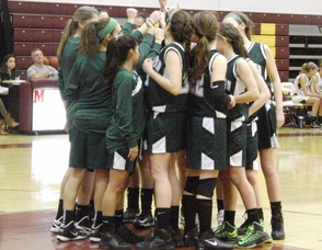 Livingston Girls' Basketball Knocks Off Madison, photo 4