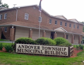 andover township history and overview