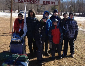 Troop 68 Wins Klondike Derby, photo 1