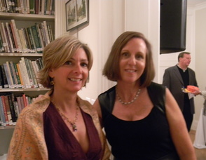SPARC Co-Presidents Jamie Heckelman and Kathleen Dellasalla