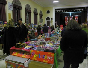 The Book Fair Takes Over