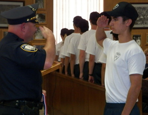 Berkeley Heights Police Cadets