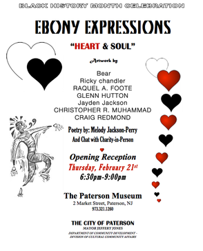Ebony Expressions at The Paterson Museum , photo 1