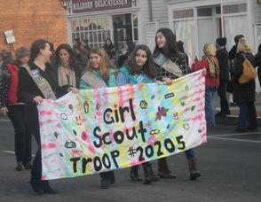 Girl Scout Troop 20205