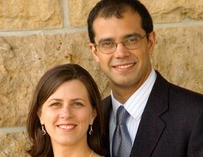 Steven and Julie Sanchez