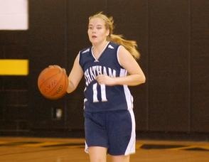 Bringing ball down