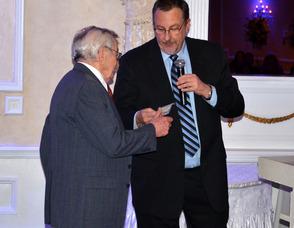 55 Years of Volunteer Service