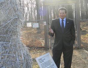 Essex County Executive Joseph DiVincenzo