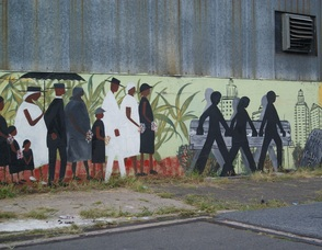 In 1st Ward, A Mural of Dreams and Sorrow, photo 6