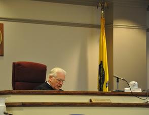 Judge N. Peter Conforti.