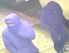 Police Release Video of Armed Robbery Suspects, photo 1