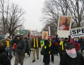 Sussex County Pro-Lifers Join Rally In Washington, D.C., photo 5