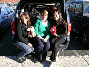 Coldwell Banker Residential Brokerage Westfield East Completes 26th Successful Toy Drive for Family and Children's Services, photo 1