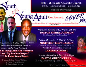 Dec.6-9: Holy Tabernacle Church Young Adult Conference , photo 1