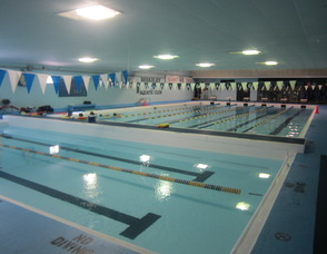 Berkeley Aquatic pool
