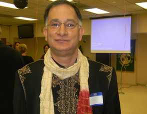 Chair of the Diversity Committee Sunil Abrol
