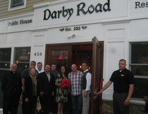 Darby Road now Open for Business, photo 1