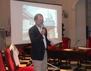 Madison Mayor Bob Conley