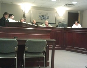 Franklin Borough Plans Hundred Year Celebration At Borough Council Meeting, photo 4