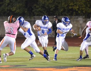 The Mllburn Millers were Defeated 35-19 by the Tornadoes of Orange HS last Friday October 5 at Bell Stadium in Orange. Millburn's Record Now Stands at 2-2, photo 2