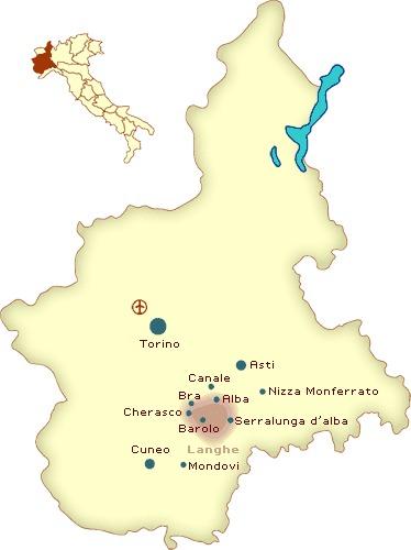 Piemonte, Land of Barolo, Barbaresco, White Truffles and Much More!