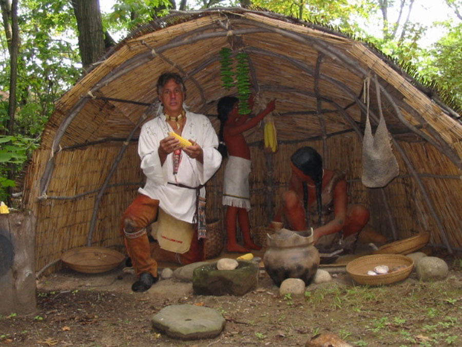 lenape delaware indian heritage at the museum of early trades amp crafts