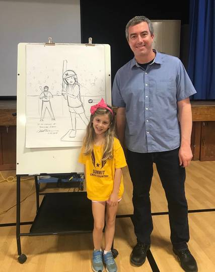 Top story 01bc0caee5072c41c6a0 jefferson school hosts children s author illustrator matt tavares