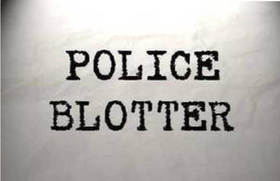 Top story 0f066a6bca750879e7c6 police blotter .