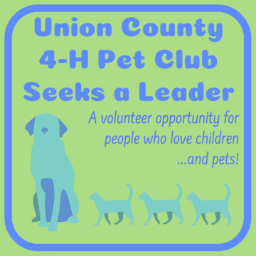 Top story 132ad813540d8f6f6054 4 h pet club seeks leader