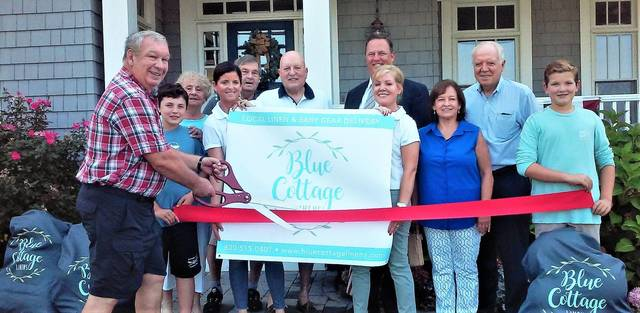 Top story 2b804fddd225d5c25f9d bluecottagelinensribboncutting