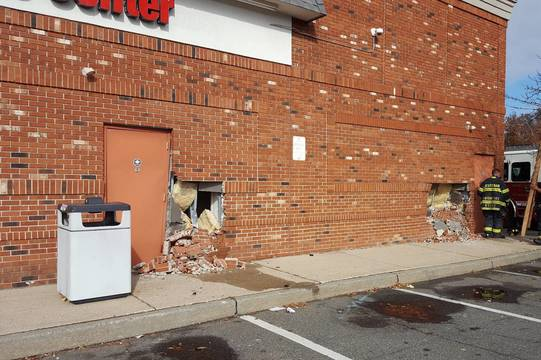 car crashes into cvs on morris avenue again tapinto