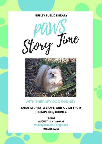 Top story 5b573ebcdfc38a228d81 library therapy dog august 10 2018