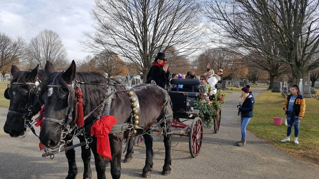 Top story a5274fea89bfb3c57360 carriage rides at h4h