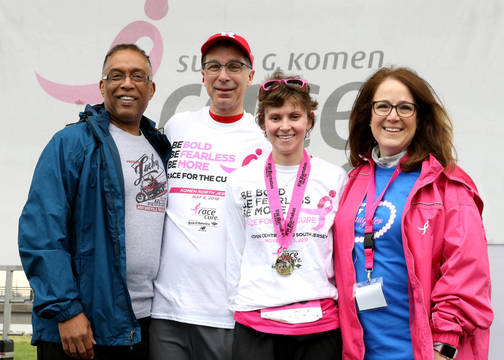 Top story fdc2e5247a8faa763a83 michele caselnova at 2018 komen nj race for the cure es